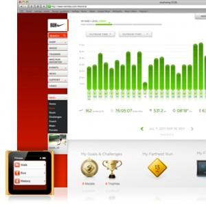 New iPod nano offers easier Nike+ integration