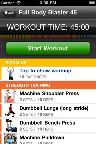 Workout marketplace app raises $650K | MobiHealthNews