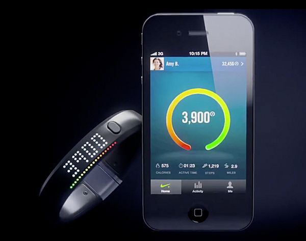 The Nike+ Fuel Band