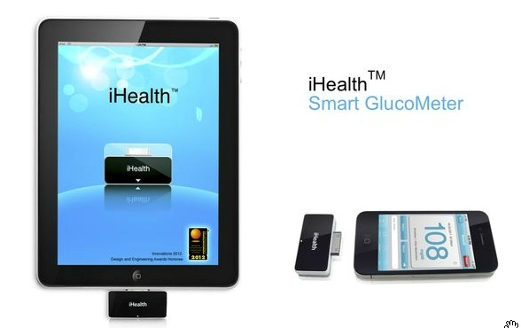 iHealth Lab Glucose Meter