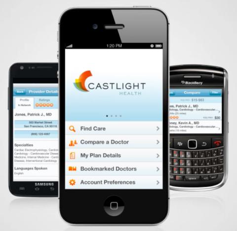 Ipo of applicaiton mobile