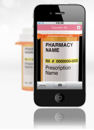 Walgreens Prescription iPhone app