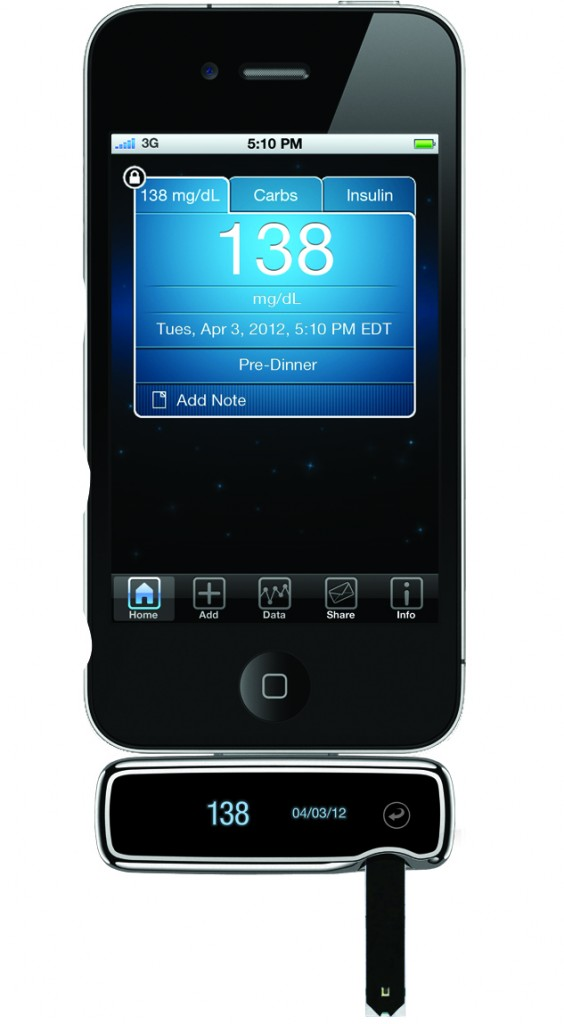 iBGStar Diabetes Manager App iPhone