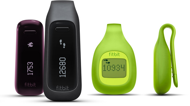 Fitbit Zip and Fitbit One, wearable devices currently on the market
