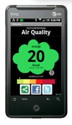 CitiSense Air Quality Field Study App