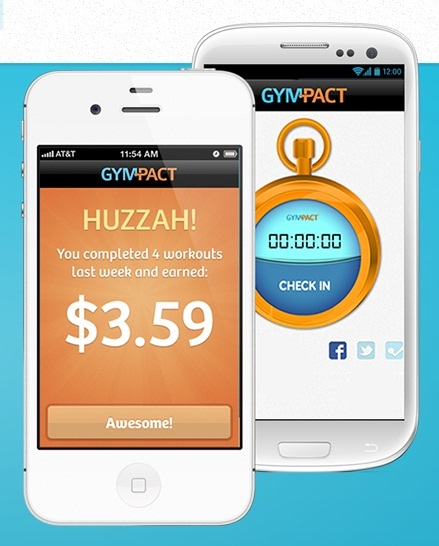 gympact launches workout incentive app for android mobihealthnews. Black Bedroom Furniture Sets. Home Design Ideas