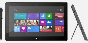Microsoft Windows 8 Surface Pro tablet