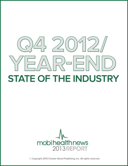 State of the Industry: Q4 2012/Year-End