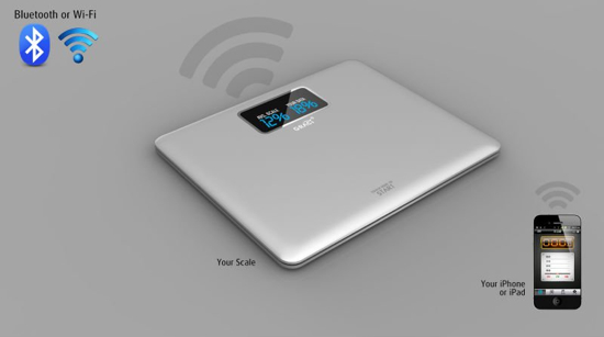 Graci Bluetooth Weight Scale
