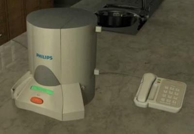 philips pill dispensing machine