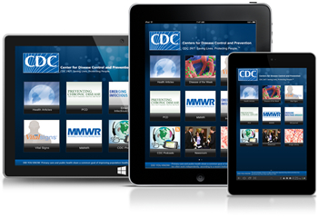 CDC Mobile Apps