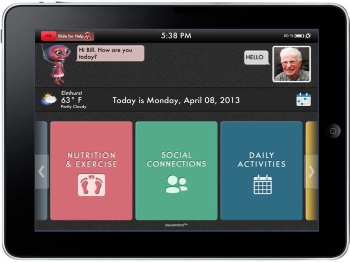 Startup Looks To Simplify Ipad Interface For Dementia Patients