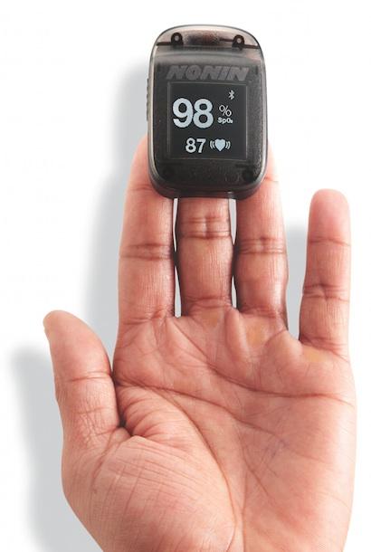 Nonin debuts Bluetooth 4 pulse oximeter | MobiHealthNews