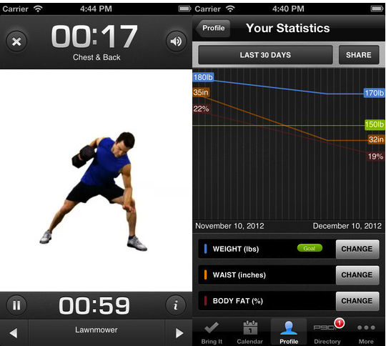 Apple's Picks For Top 42 IPhone Fitness Apps