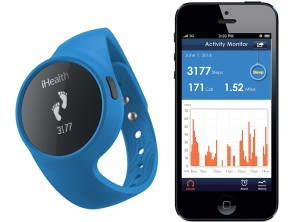 wireless sleep and activity tracker