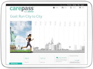 CarePass City To City Tablet