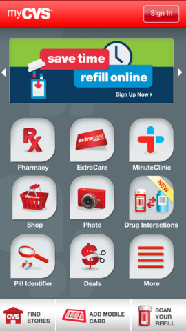 CVS adds OTC drug interaction checker to mobile app