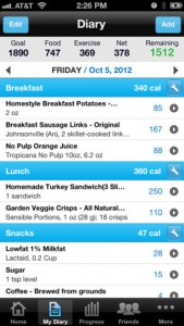 slideshow 11 free apps that might be eating away at weight watchers