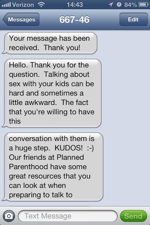 Free Online Sex Texting