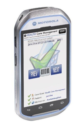 Motorola Solutions releases smartphone-like healthcare