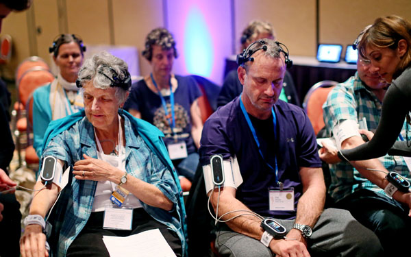 Topol, Chopra team up to study physiological effects of meditation