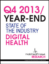 State of the Industry: Mobile Health Q3 2013