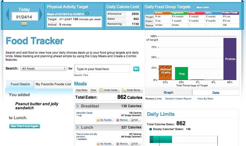 Slideshow 27 Mobile Health Tools For Tracking Food Mobihealthnews