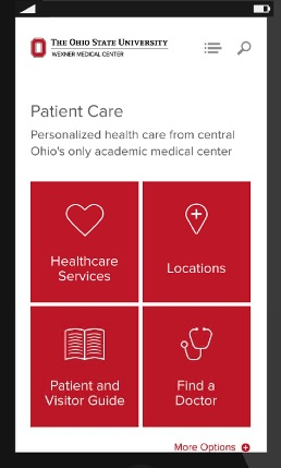 Ohio medical center discusses mobile first strategy and epic s