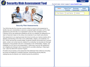 HIPAA Security Assessment