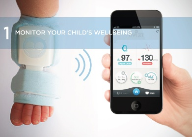 Health Sensing Smart Sock For Babies Owlet Raises 1 85m