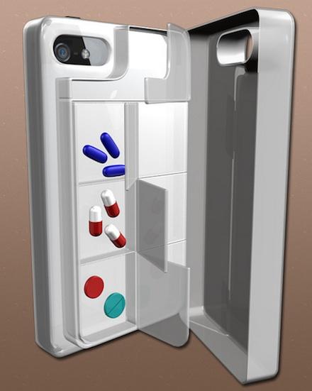 MedeStat to crowdfund a pillbox case for smartphones : MobiHealthNews