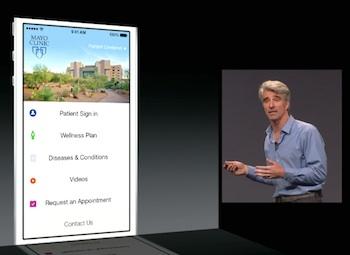 Apple Healthkit 2