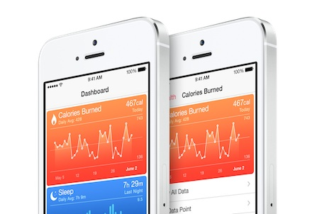 This Week Several Companies Announced That Their Apps Now Integrate With Apples New Health App Which Is Preloaded On All IOS Devices And Any Apple
