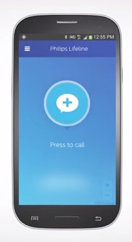 philips lifeline app