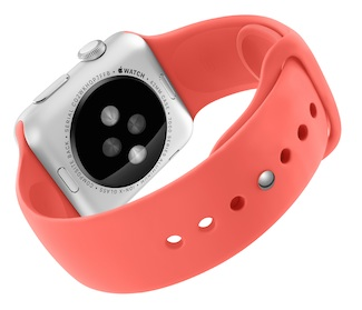 Apple Watch Sport sensorss