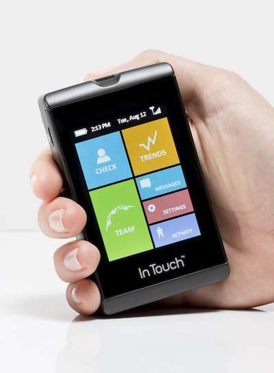 In Touch Blood Glucose Monitoring System from Livongo Health