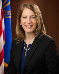 Official portrait of the Secretary of Health & Human Services Sylvia Mathews Burwell