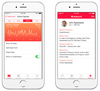 more health wellness apps that connect apples healthkit