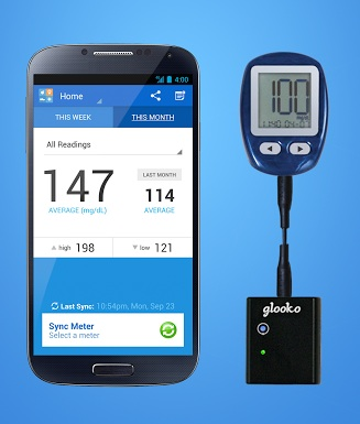 Glooko's new device Bluetooth-enables popular glucose meters
