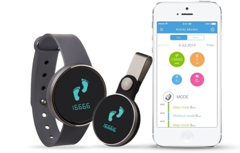 Edge, iHealth's new activity tracker, tracks swimming ...