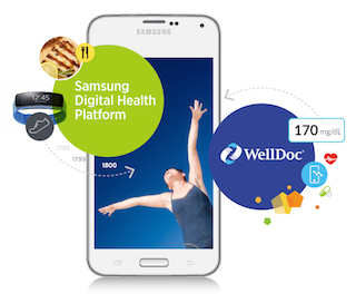 Report: Samsung partners with Chinese health insurer to