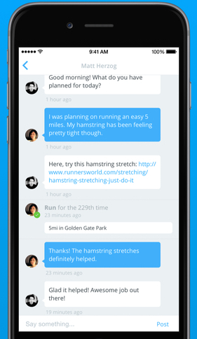 Lift raises $1.1M for health peer-to-peer health coaching app