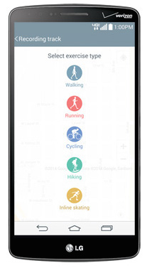 LG receives FDA clearance, likely for a mobile health app