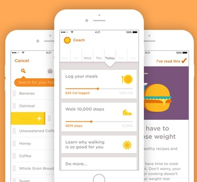 Noom raises $15M for food logging, activity tracking apps ...
