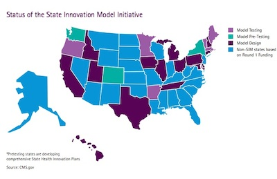 State Health Innovation Plans CMS Accenture