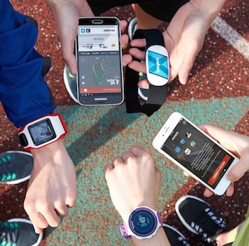 Nike+ Running app now pulls device data from Garmin, TomTom, and