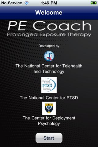 VA Veterans Affairs PE Coach app