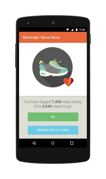 mango health uses google fit to add activity blood pressure weight