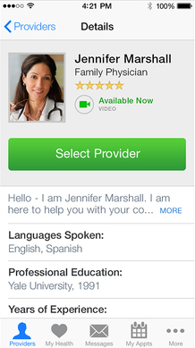 Cleveland Clinic launches urgent care video visits app for