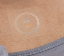 Gentag's skin patch.